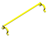 Усилитель щитка передка ВАЗ 2108-21099,