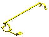 Усилитель щитка передка ВАЗ 2110-2112